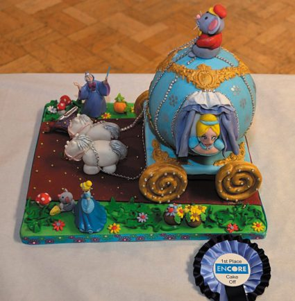 Budding Solihull Bakers Battle It Out At Fairtrade CakeOff The - Birthday cakes solihull
