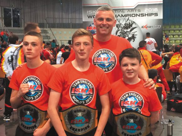 Solihull kickboxers win against the world's best in Germany | The