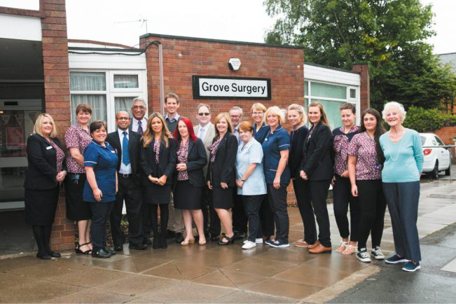 A Century Old Medical Practice In Solihull Passed With