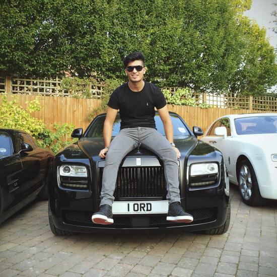Solihull Rich Kid Lord Aleem Iqbal Wants Top Gear