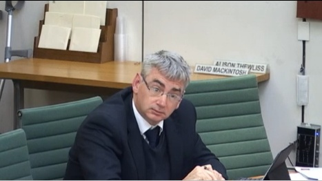 Solihull MP, Julian Knight quizzed the Birmingham councillor. s