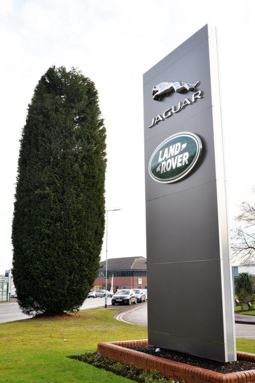 engine theft from jaguar land rover sparks police appeal | the