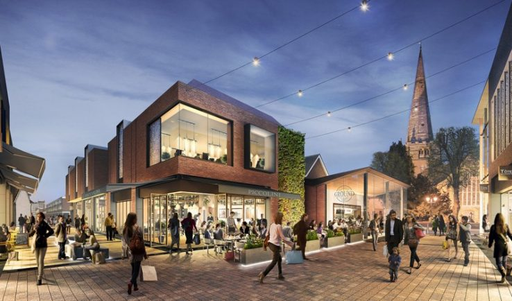Touchwood expansion plans on-hold says developer | The Solihull Observer