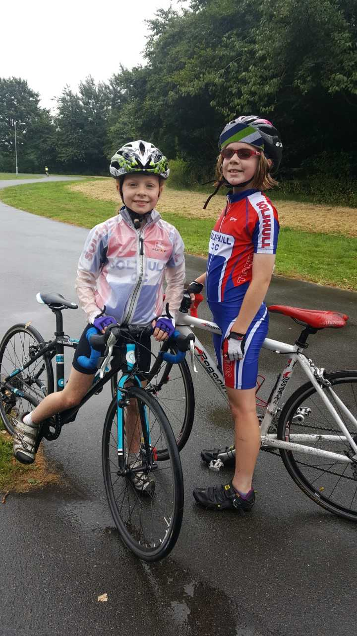 Rising star ella tandy takes gold at home circuit to top for Morning star motor co
