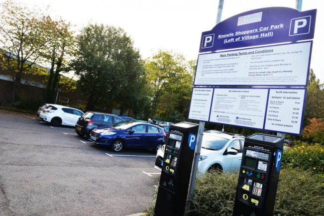 Solihull Council Bring In Changes To Free And Display Parking In Knowle The Solihull Observer
