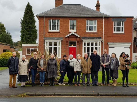 Garden-grabbing petition handed to Solihull Council | The Solihull ...