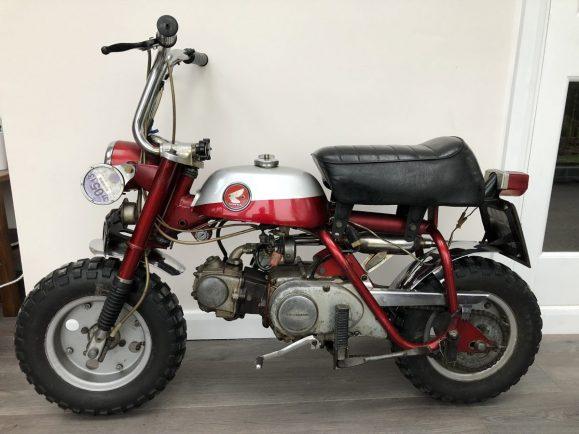 National Motorcycle Museum >> John Lennon S Monkey Bike To Go Under The Hammer At National