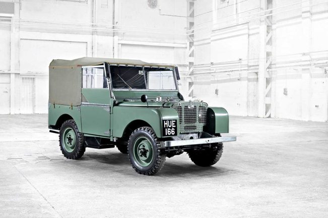 3beaed6023 Solihull s first ever Land Rover festival to celebrate 70 years of  production