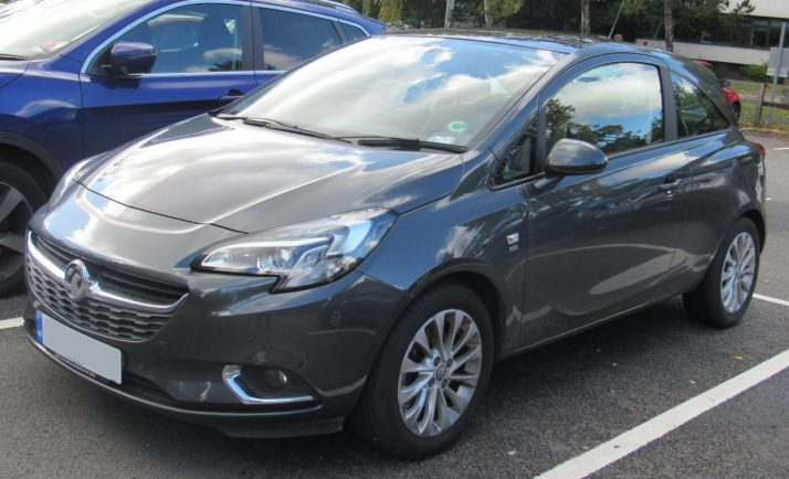 Solihull Police Warn Of Corsa Cannibals Who Steal Parts From