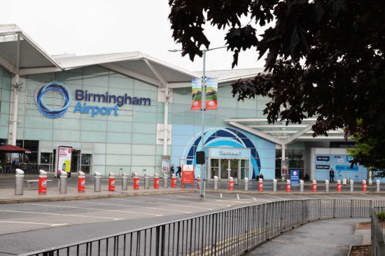 b1fc343dac2 Birmingham Airport expansion plans criticised over rising emission concerns