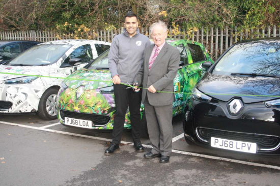 Solihull Electric Car Sharing Scheme Scrapped After Vehicles Damaged